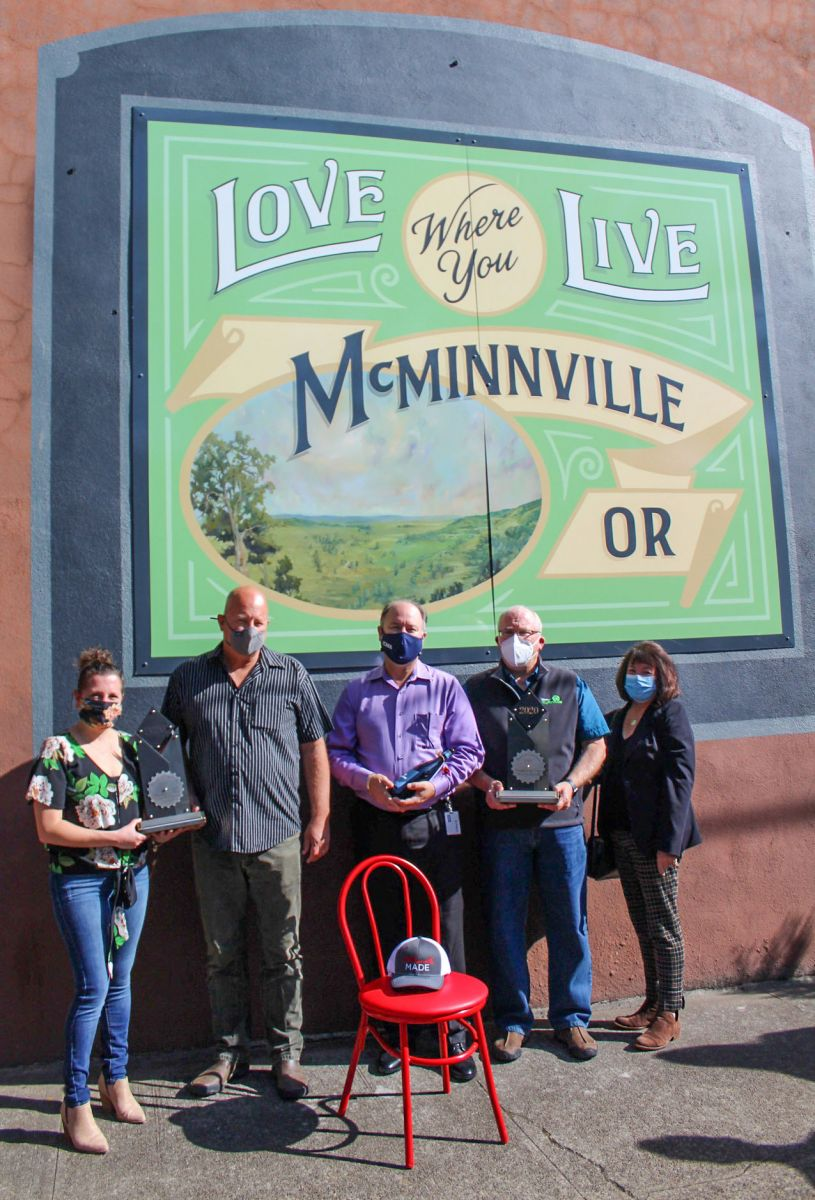MDA & City of McMinnville