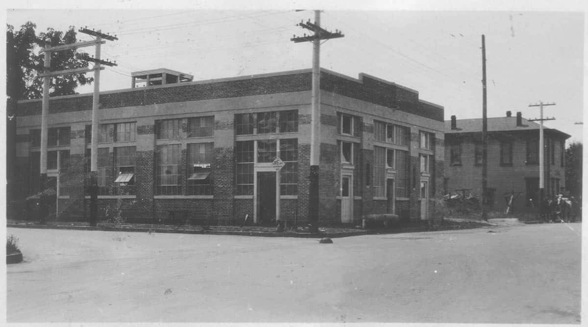 Old City Power Plant 1924
