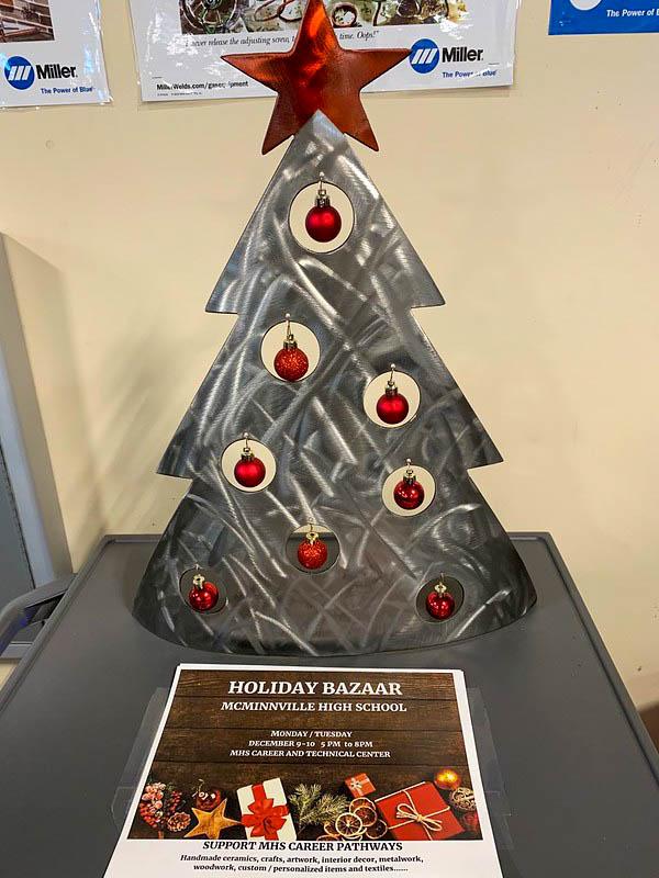 Pathways Holiday Tree