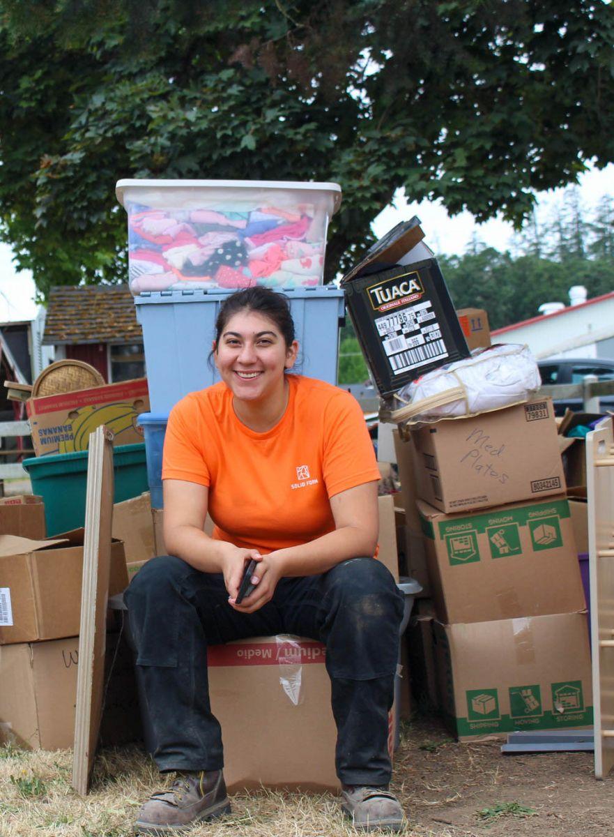 Volunteering Intern