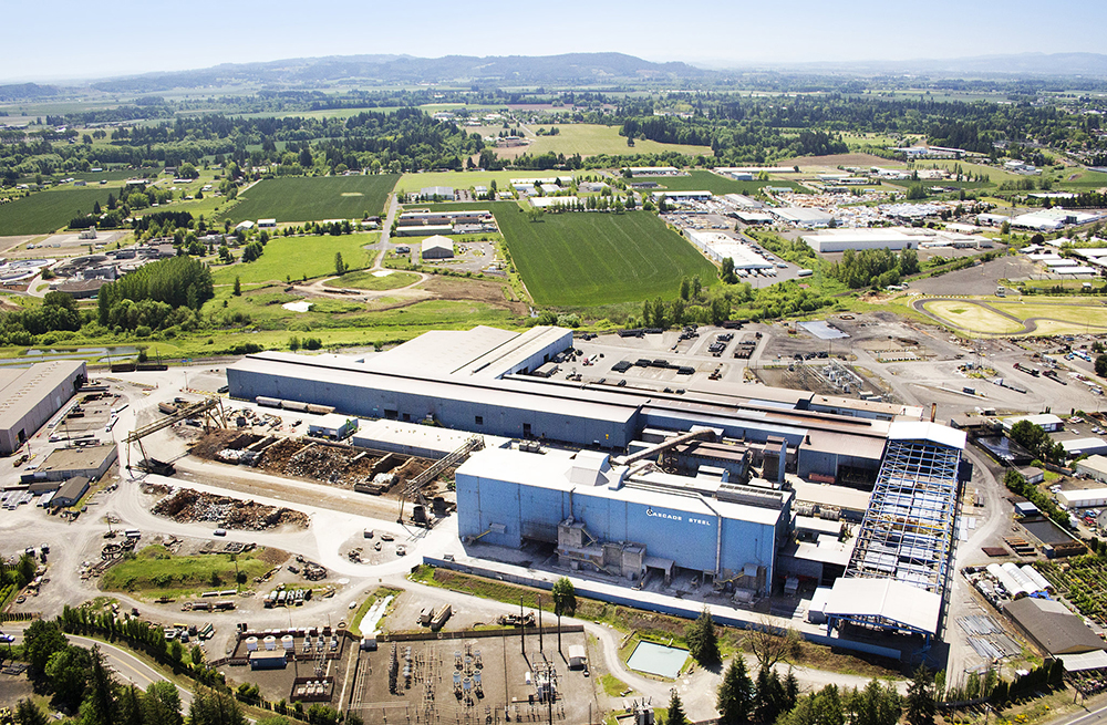 Cascade Steel first came to McMinnville in 1969. They have since expanded multiple times and remain one of McMinnville's largest employers.