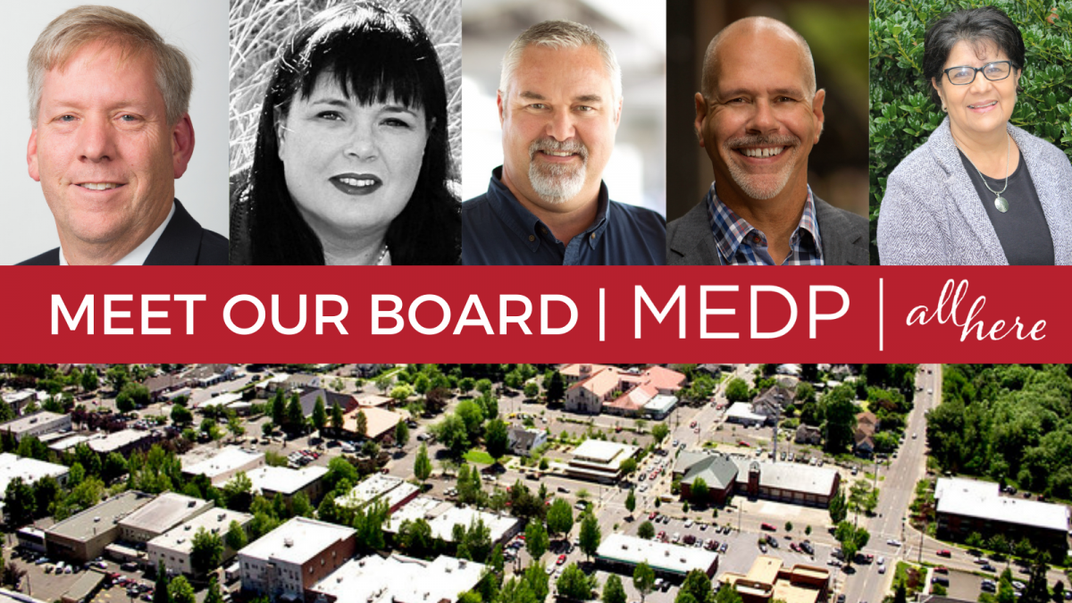 The MEDP Board of Directors