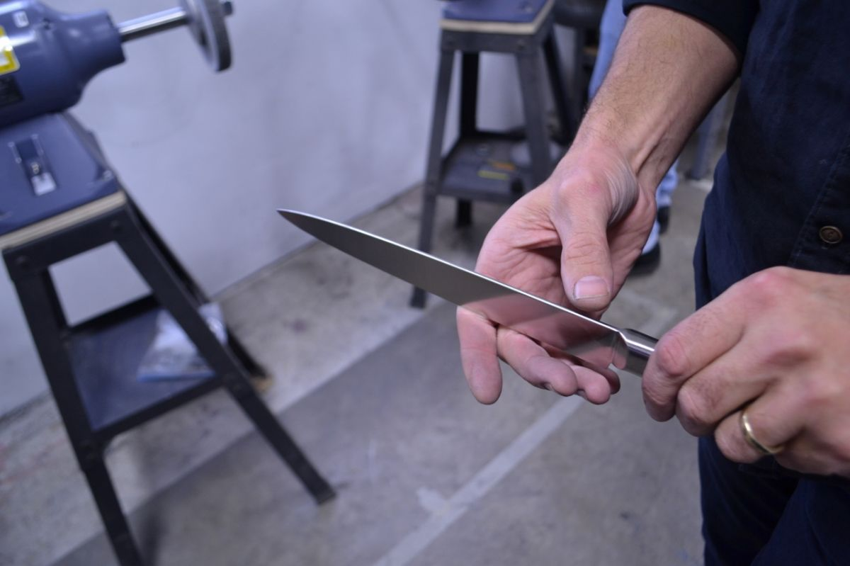 Ferrum Technology Knife