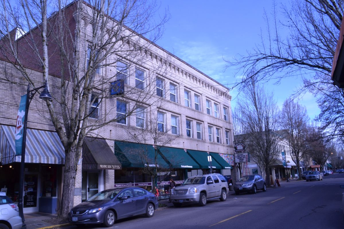 Predicta is inhabiting office space in the Masonic building on McMinnville's Third Street.