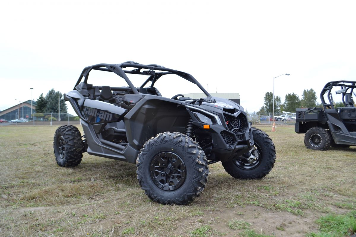 An off-road vehicle made by RP Advanced Mobile Systems