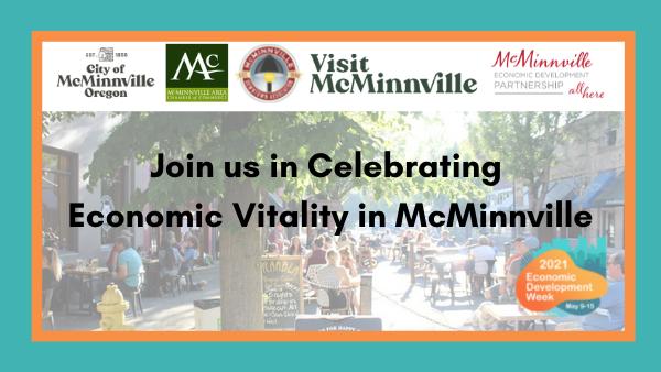 Economic Development Week in McMinnville