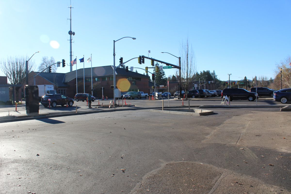 Infrastructure Improvements in McMinnville, Oregon