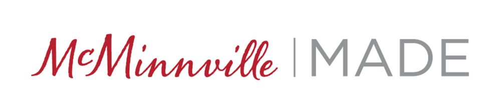 McMinnville MADE Event Logo
