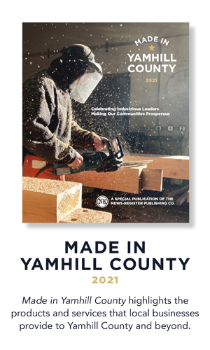 Made in Yamhill County 2021