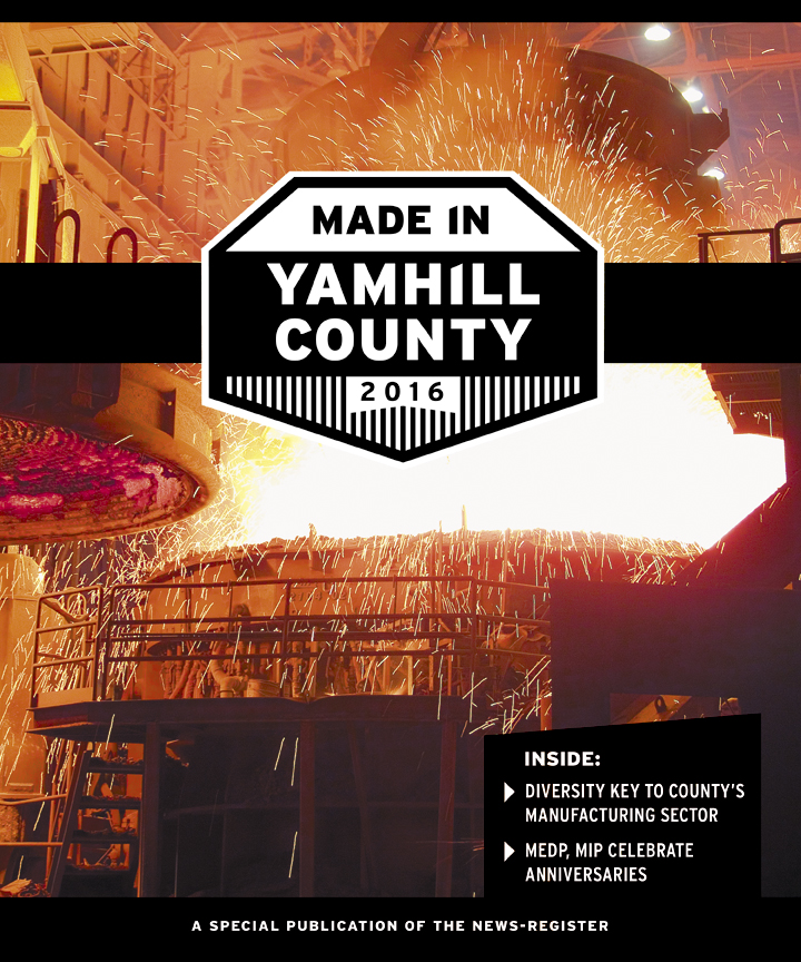 2016 Made in Yamhill County