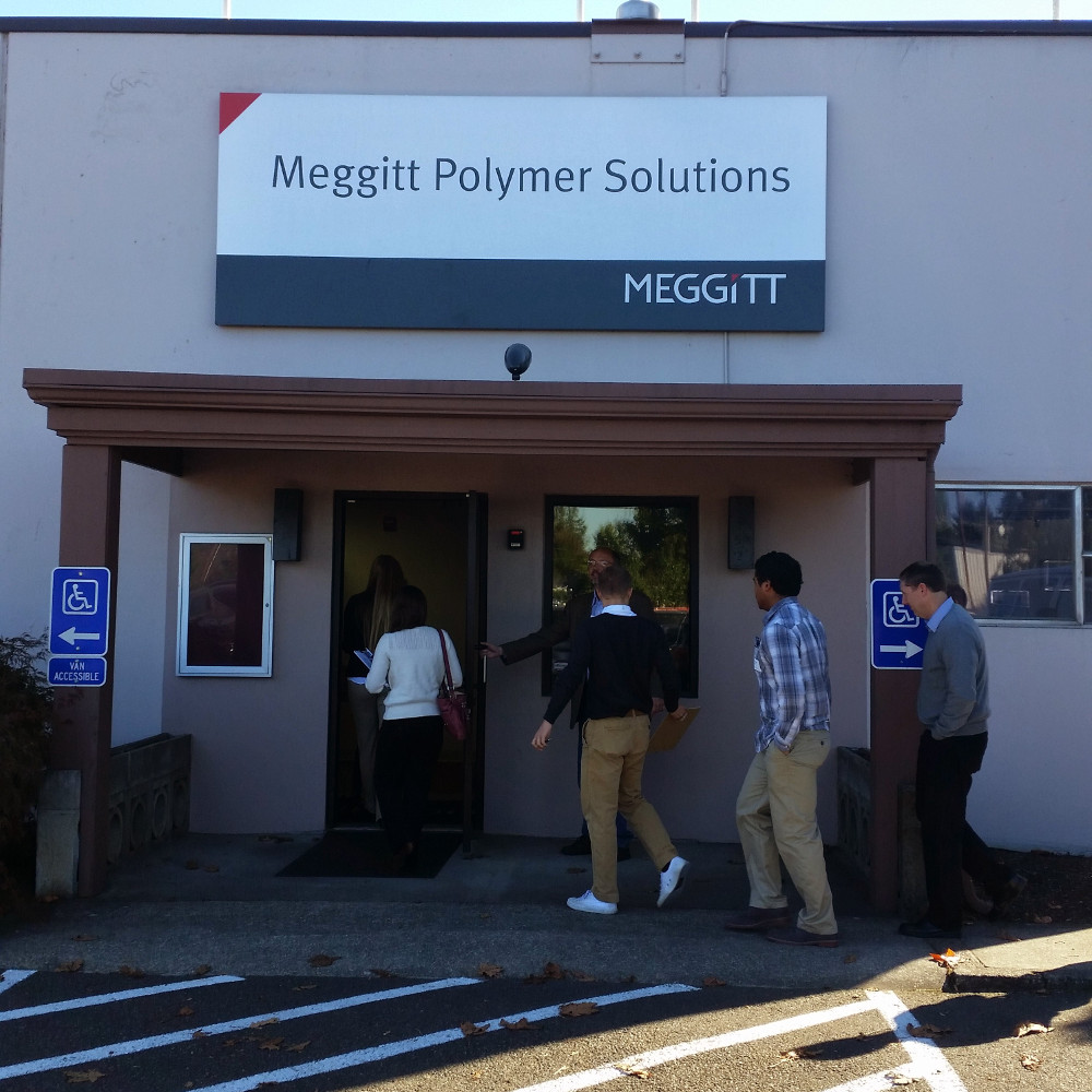 Meggitt Polymers and Composites