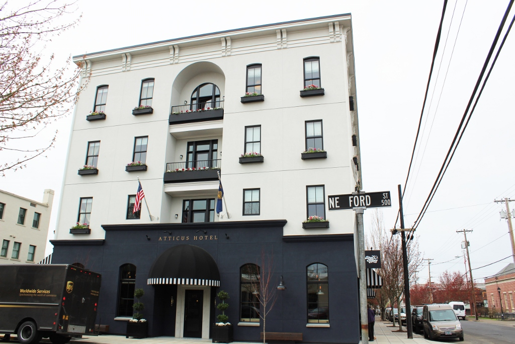 The Atticus Hotel