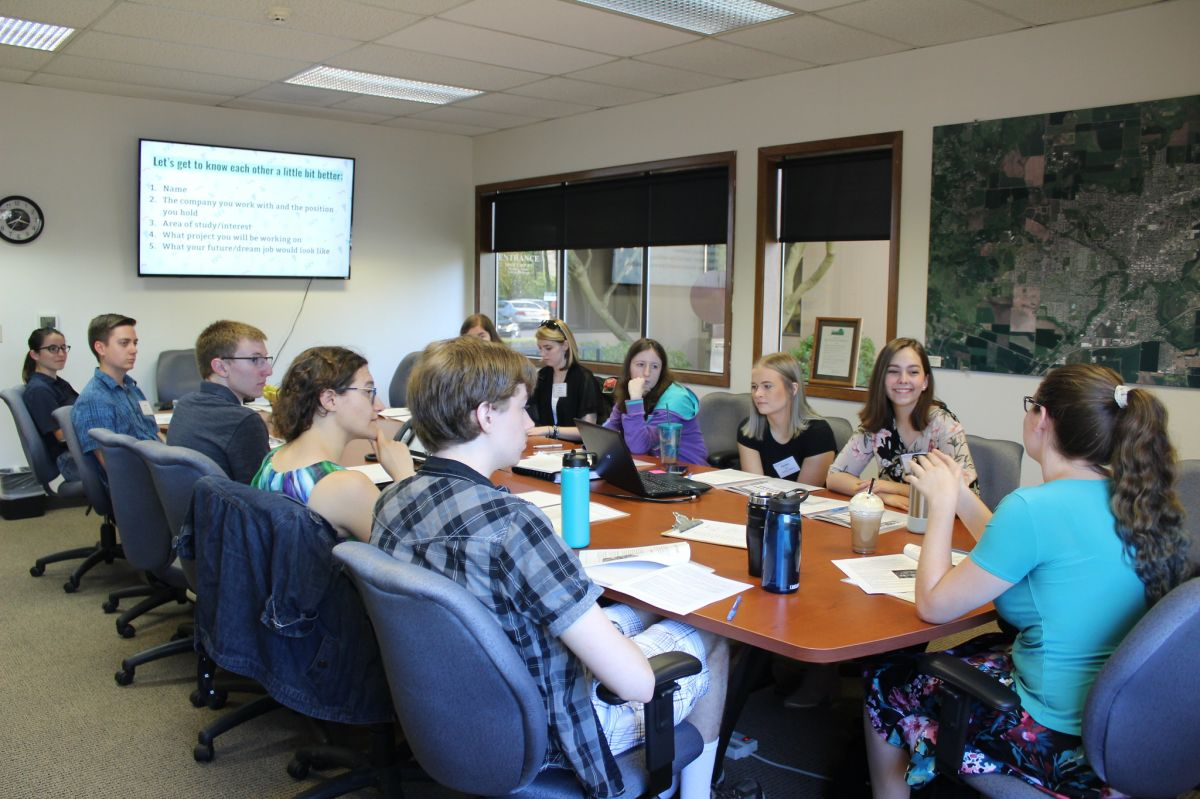 A photo from a McMinnville WORKS Professional Development Workshop