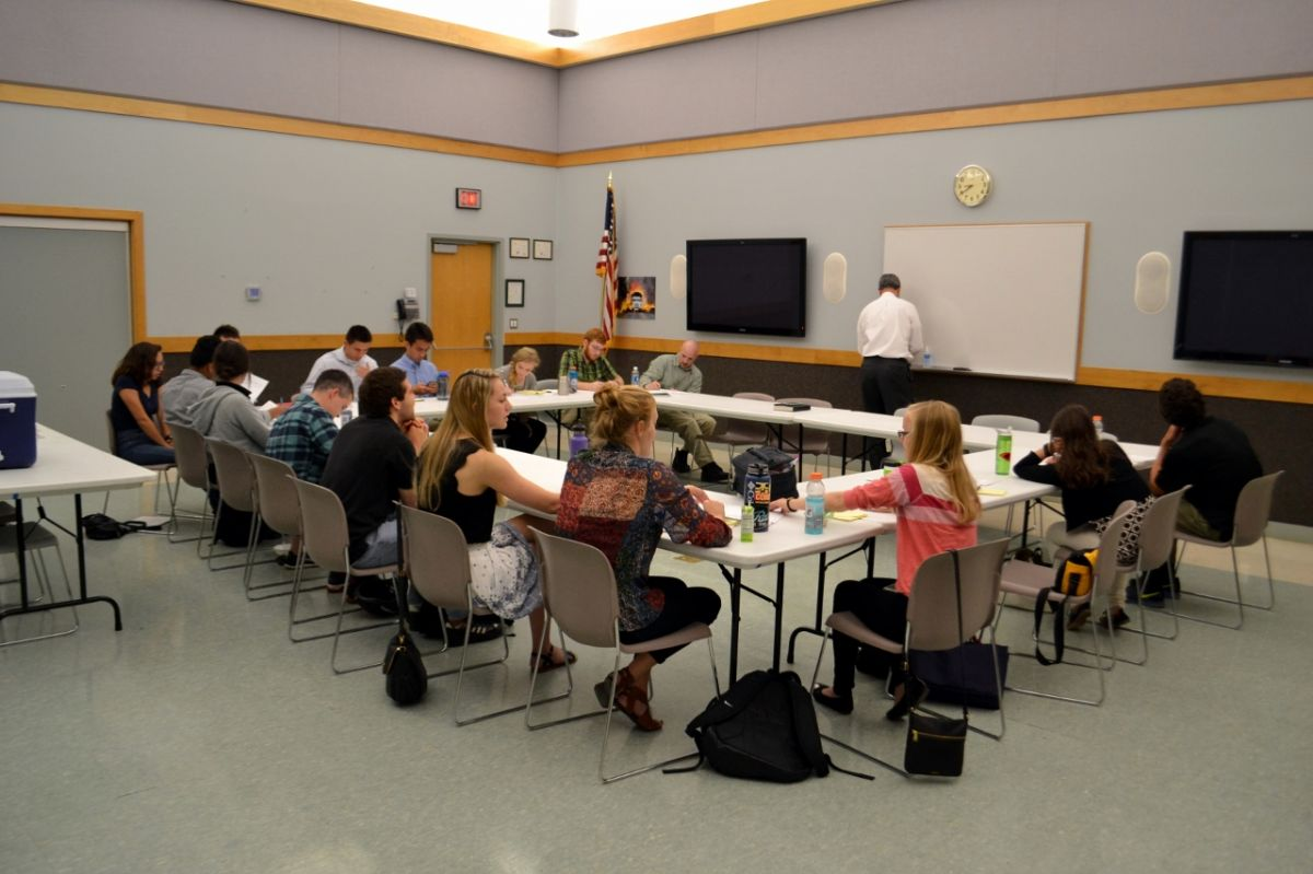 McMinnville WORKS Interns learn at Professional Development Workshops