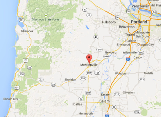Location Mcminnville Business