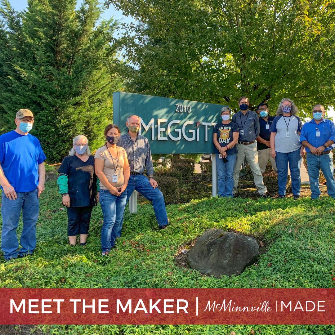 Meggitt Meet the Maker