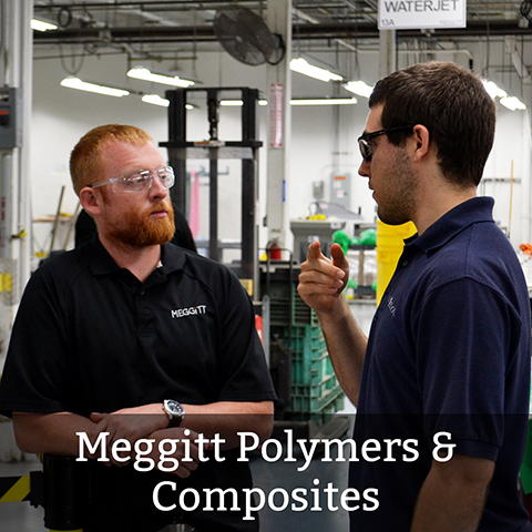 Meggitt polymers & Composites Success Story