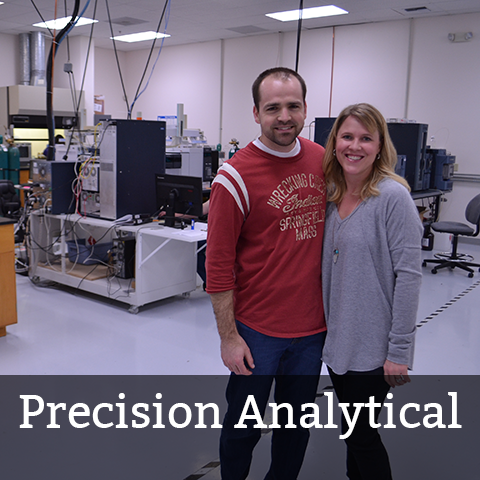 Precision Analytical Success Story