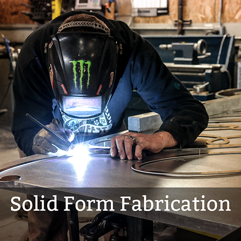 Solid Form Fabrication Success Story