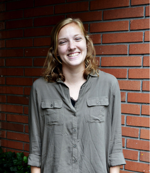 Suite 4 McMinnville WORKS Program Intern Erin Moller